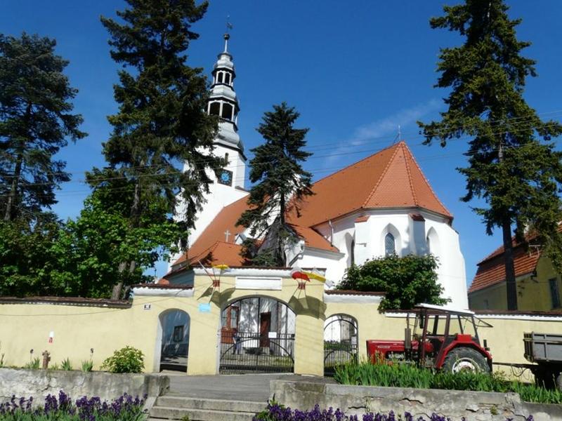 Kościół w Mierczycach