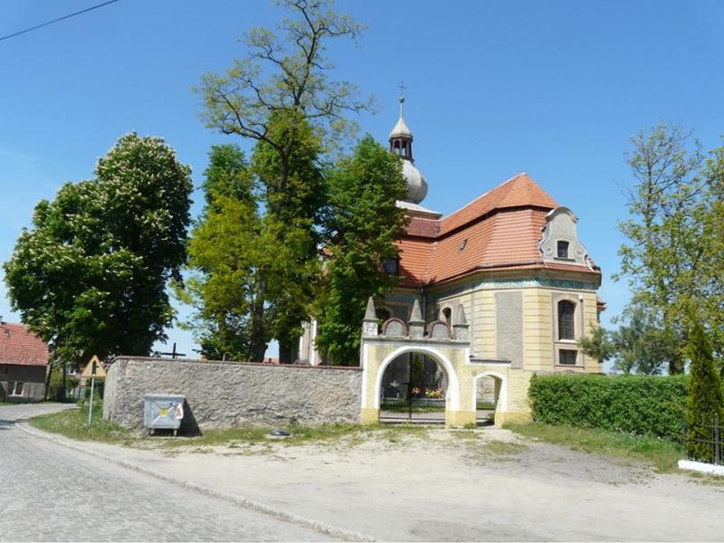 Kościół w Kosiskach