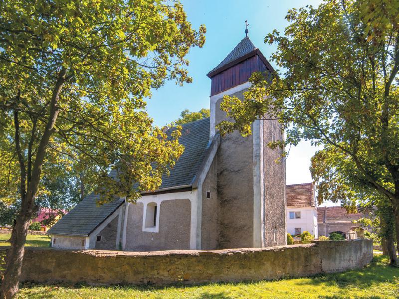 Kościół w Kępach